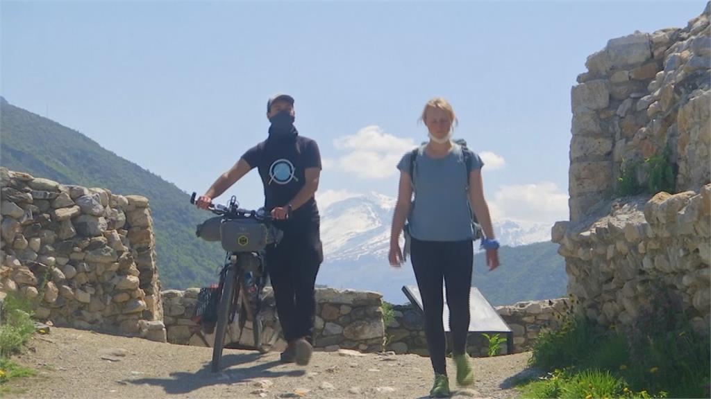 騎車加跑步兩年!環保鬥士挑戰橫跨歐亞壯舉