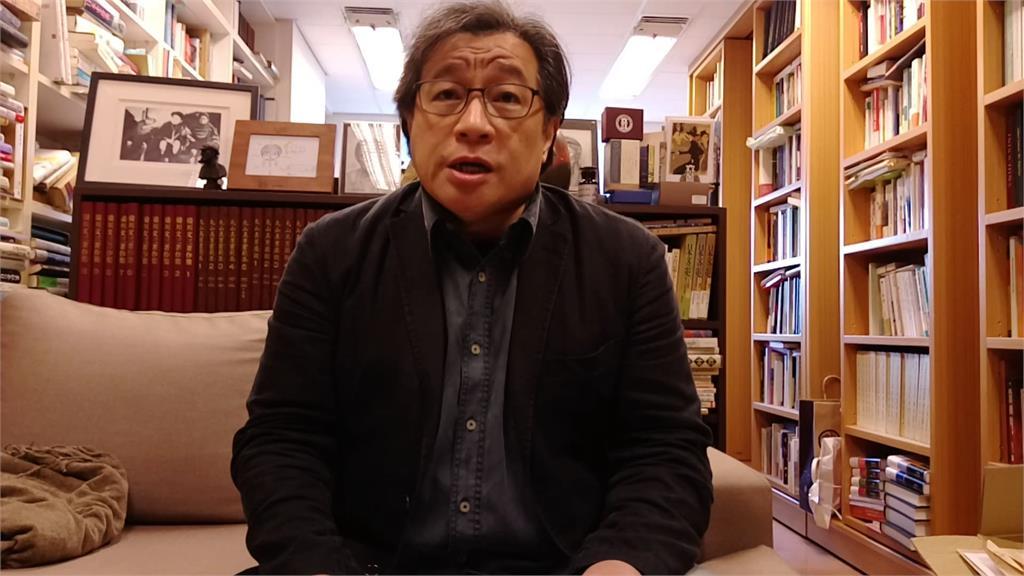 快新聞/香港危機就是台灣危機!吳叡人:中國帝國主義是未來最大瘟疫