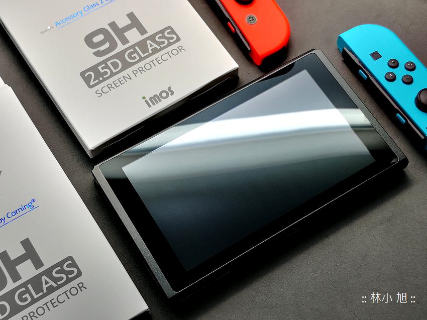 買了任天堂 Nintendo Switch 當然要細心呵護啊!美商康寧公司旗下 AG2BC (Accessory Glass 2 by Corning®) 系列螢幕玻璃保護貼推薦 ^^