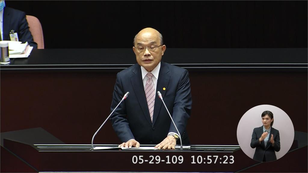 馬英九稱「消費券比較好用」 蘇貞昌:無助經濟成長不重蹈覆轍