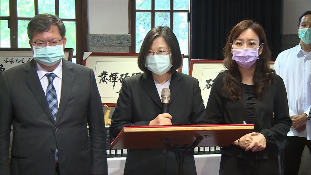 總統府宣布新人事!蘇嘉全接任秘書長 李大維接任海基會董事長