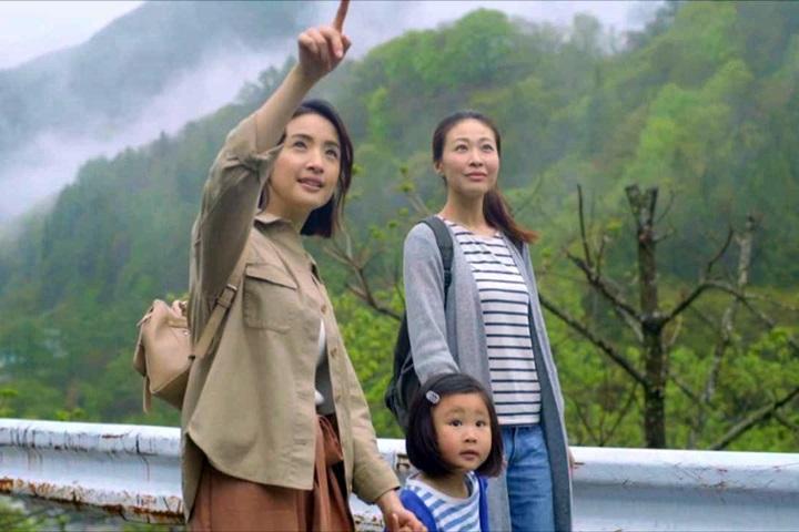 女神也愛日本!林依晨赴奧飛驒拍片宣傳