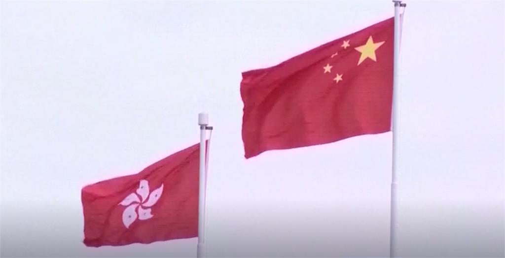 快新聞/港版國安法將生效 香港中聯辦:不要低估剛性約束和執法能力