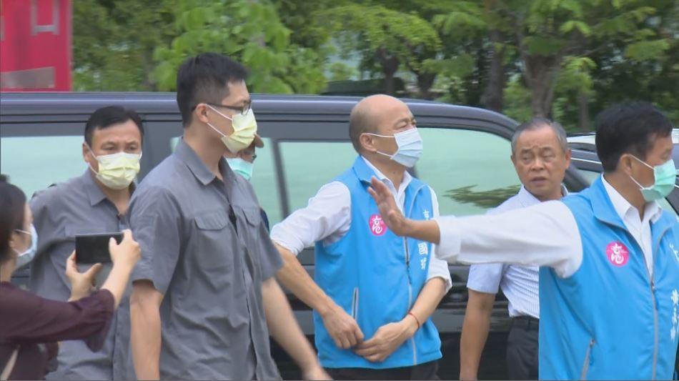 韓國瑜市長職位倒數 未回應是否提罷免無效訴訟