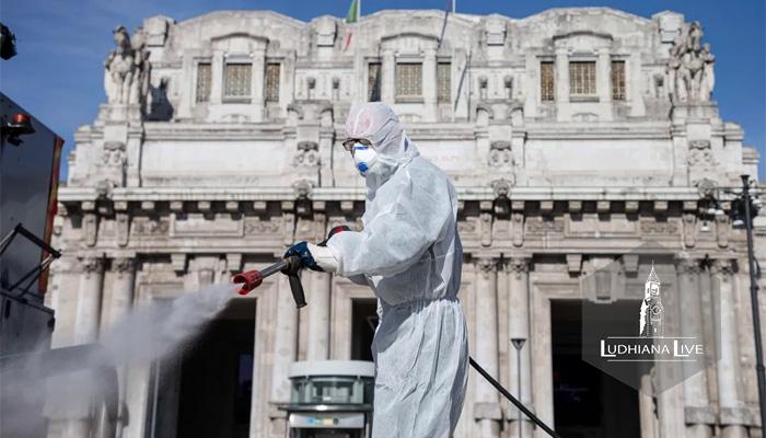 武漢肺炎/歐洲疫情延燒!義大利死亡人數超越中國