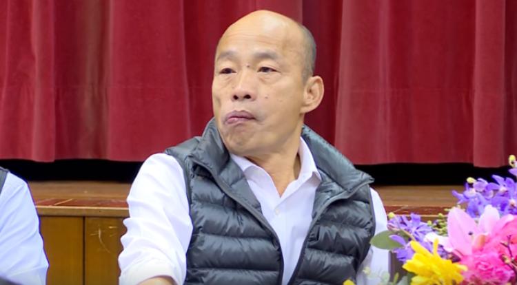 快新聞/韓國瑜遭爆為宣傳市政索取市民資料 罷韓團體批:市府變反罷免總部