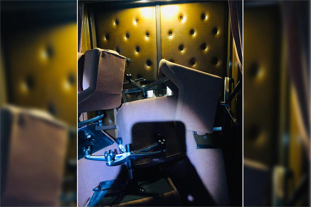快新聞/國民黨立委闖入立院議場 用椅子封鎖所有出入口占據主席台