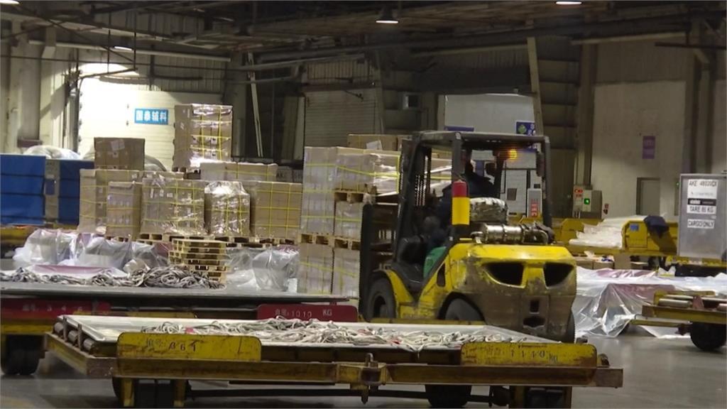 中國前2月進出口下跌9.6% 貿易出現逆差