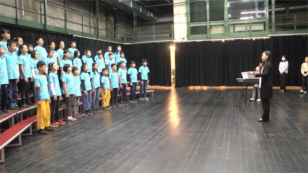成立4個月 客家兒童合唱團登國家音樂廳