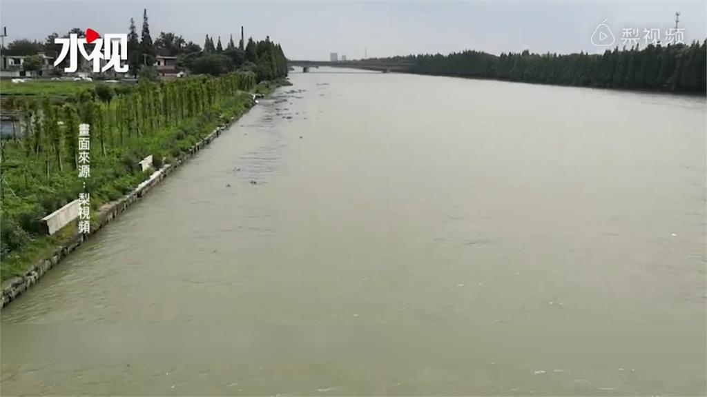 新一輪強降雨又來!長江上游再現洪水 洞庭湖續「高水位浸泡」