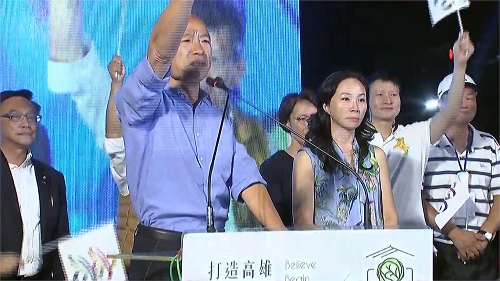 響應罷免韓國瑜行動!前文化局長尹立:讓他知道高雄人決心