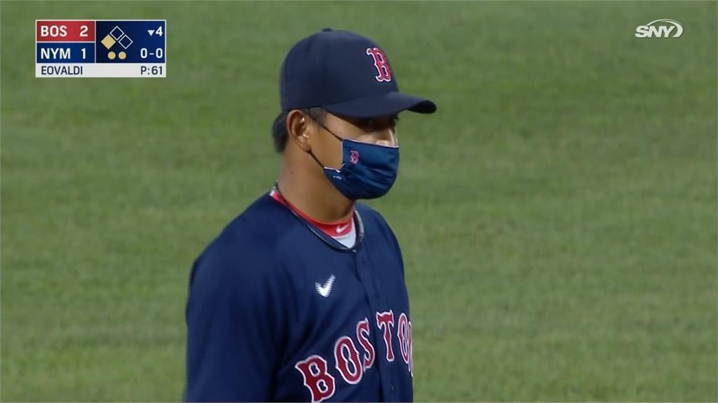 MLB/基襪世仇大戰開打 林子偉可望上場貢獻火力