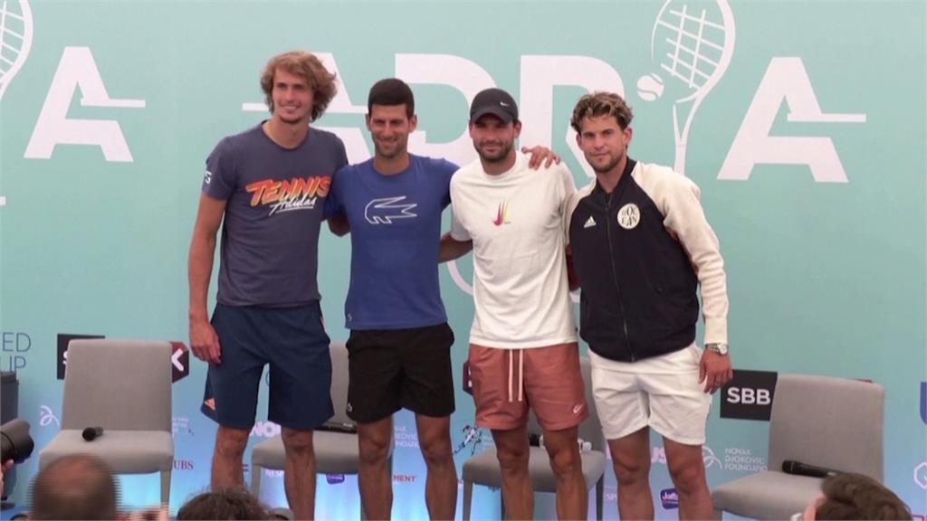 承諾自我隔離14天 德國網球新星遭拍到在餐廳狂歡
