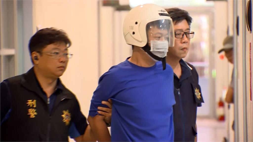 兆豐銀行搶19萬 搶匪變裝四處躲藏仍被逮