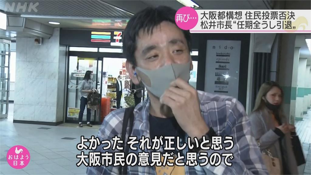 大阪 都 構想 住民 投票 結果