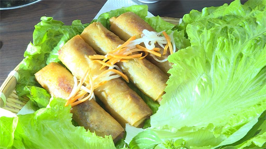 異國料理在基隆!巴基斯坦薄餅香Q帶勁、越南河粉混台味