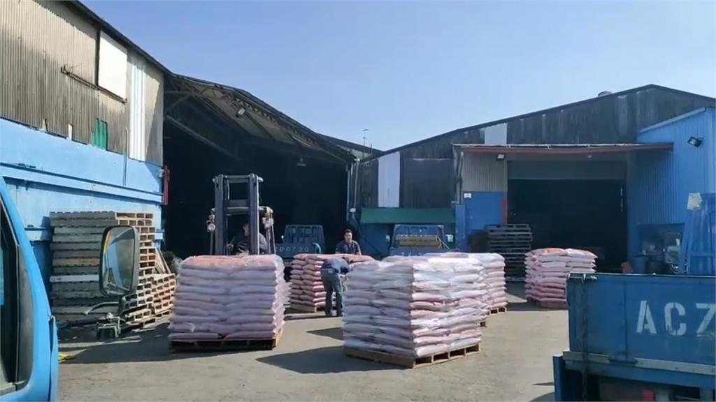 通緝犯還開公司賣贓物農會偷百噸紅豆 生辰八字成破案關鍵