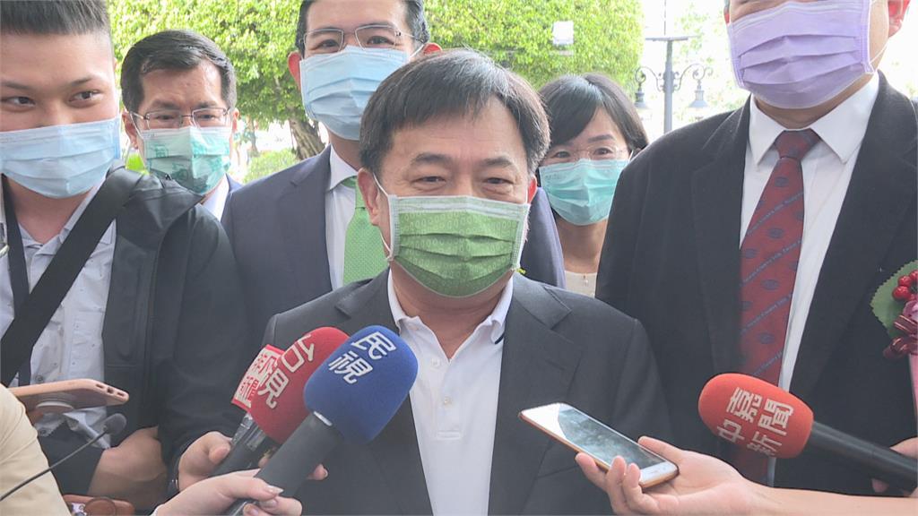 傳林右昌選台北、林智堅選桃園 林錫耀:再討論