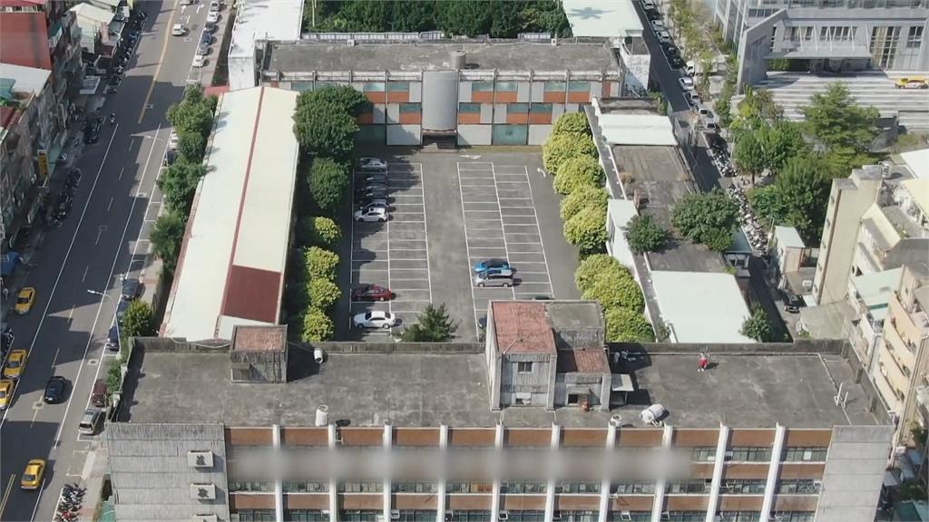 將改建成產業研發中心 台北大學西院 校友最後巡禮