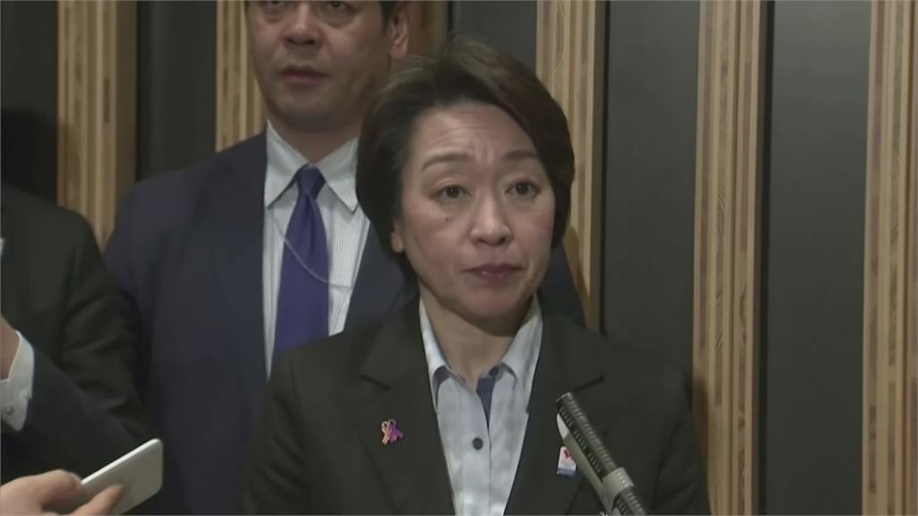 日東奧籌委會主席懸缺 傳奧運大臣橋本聖子接棒