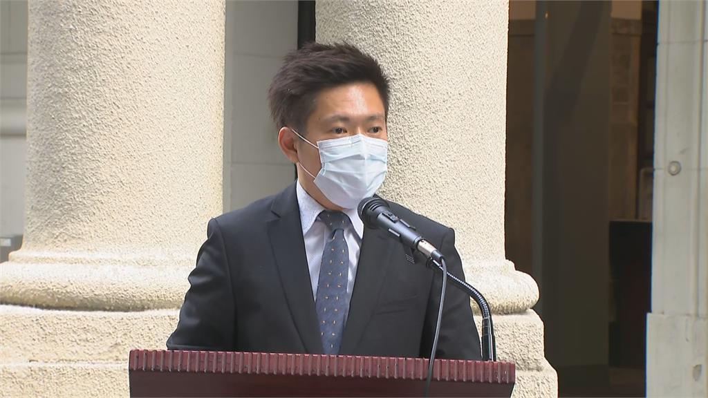總統府防疫升級 正副總統減少公開行程