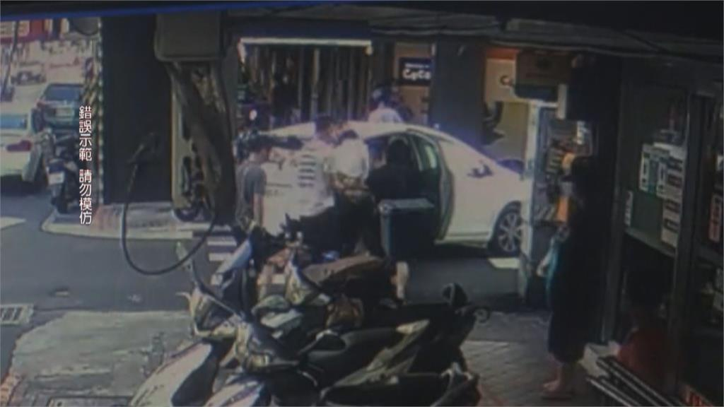 18日台北擄人案偵破! 被擄跳車不敢報案 原來自己也是通緝犯