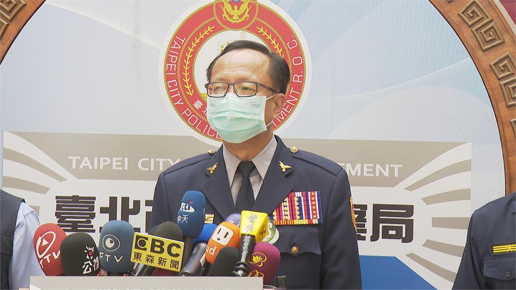 警攻堅破「幫派結盟」暴力討債 親上火線說明  陳嘉昌:非署長要求