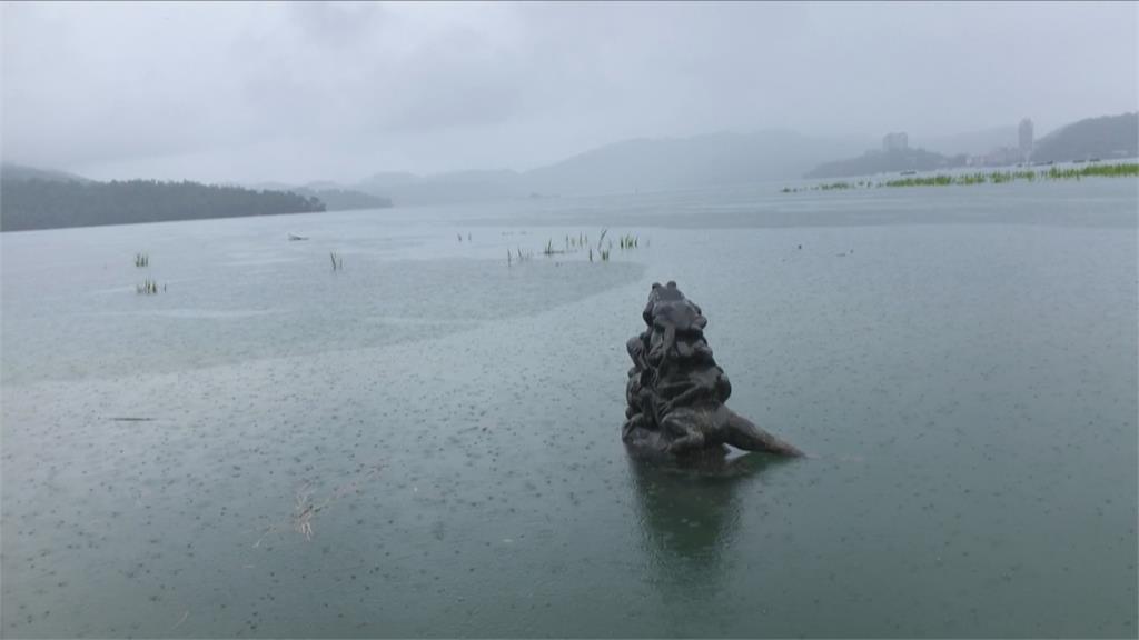 日月潭水位回升「惡霸」回來了!當地居民:原生魚種生存受威脅
