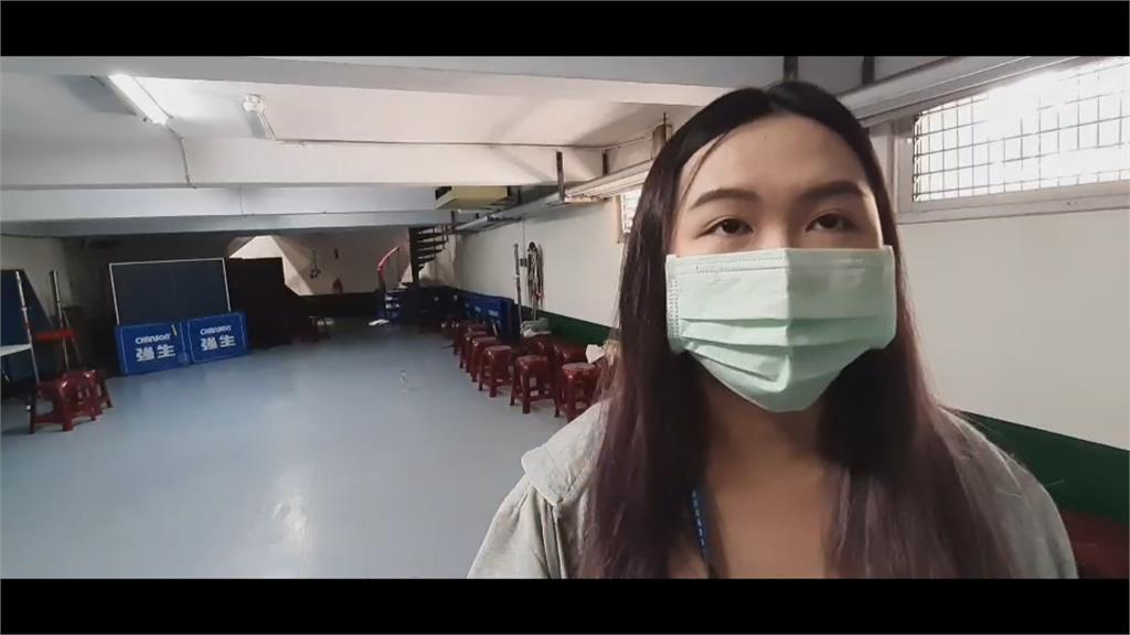 衛生局稽查人數 成大遭爆料把志工關地下室