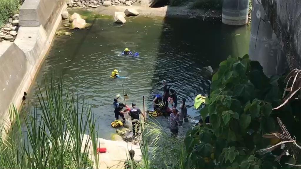 母親節悲歌! 7歲男童溪邊戲水不幸溺斃