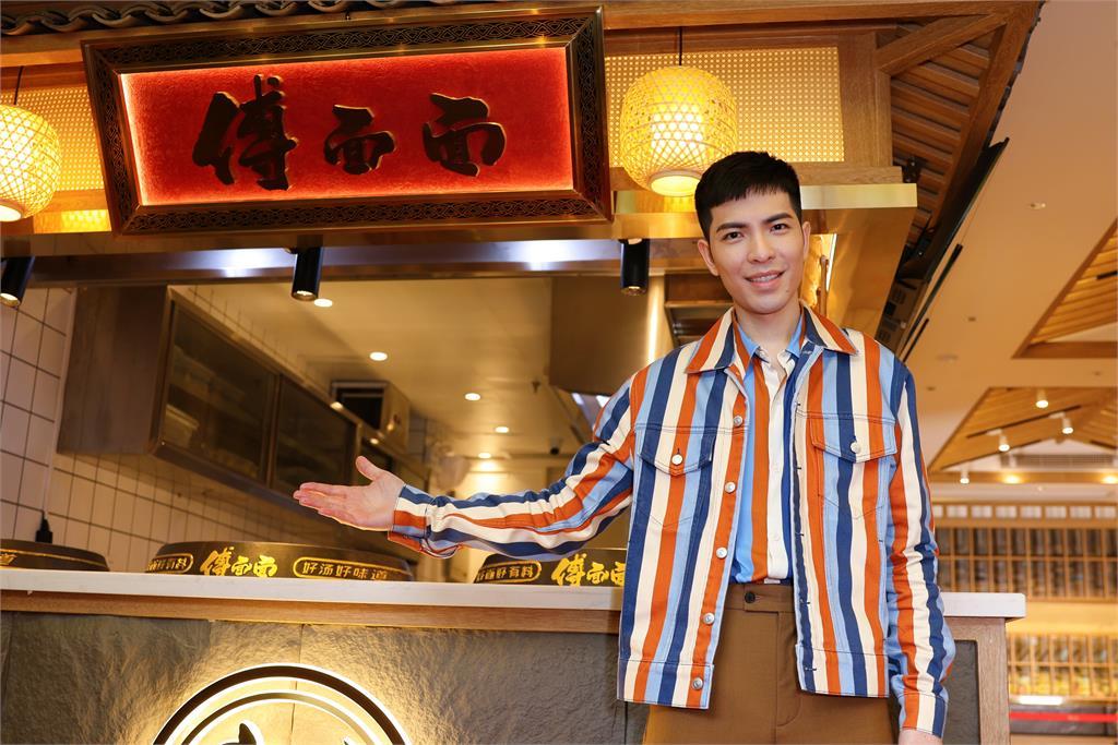 蕭敬騰副業開外掛!砸1.5億開麵店到成都 24小時營業預計開30間