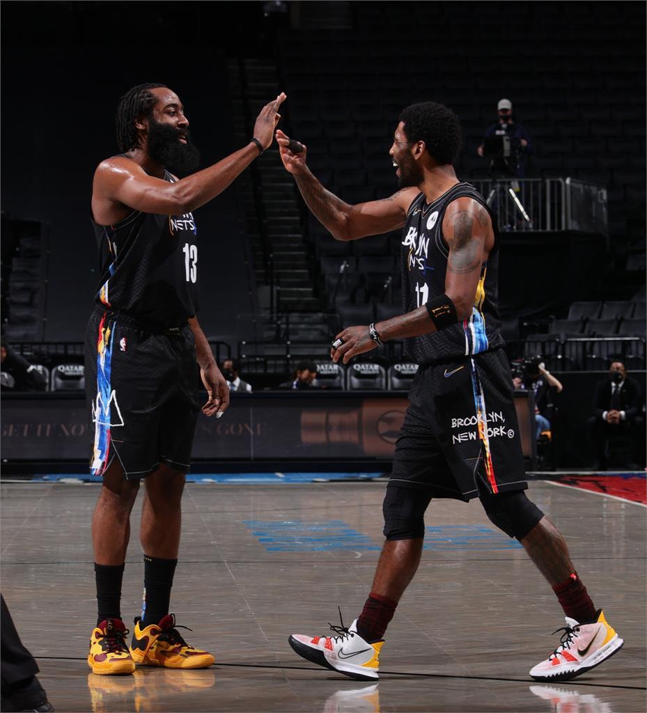 NBA/「宇宙網」成形!籃網簽下艾德里奇組豪華陣容
