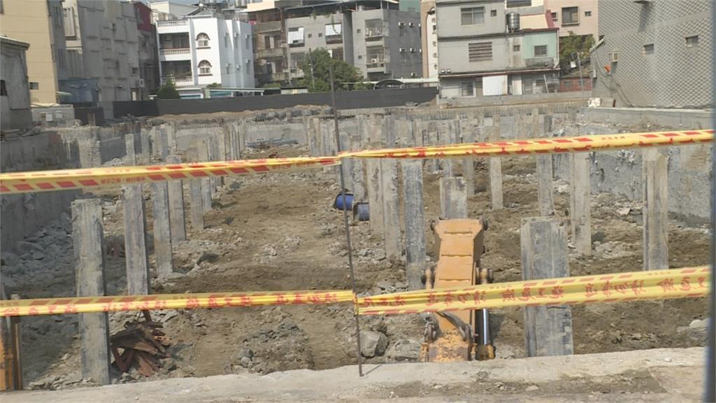 新建大樓日夜施工 居民控害牆壁龜裂.漏水