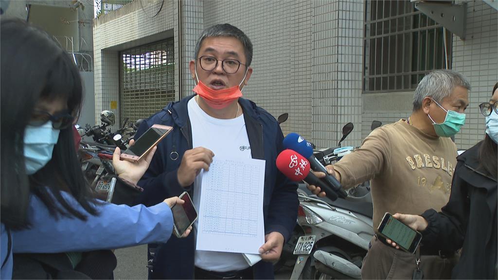 二階段罷琳連署未過 宣告罷免失敗 罷琳團體要保全證據 高閔琳照跑行程
