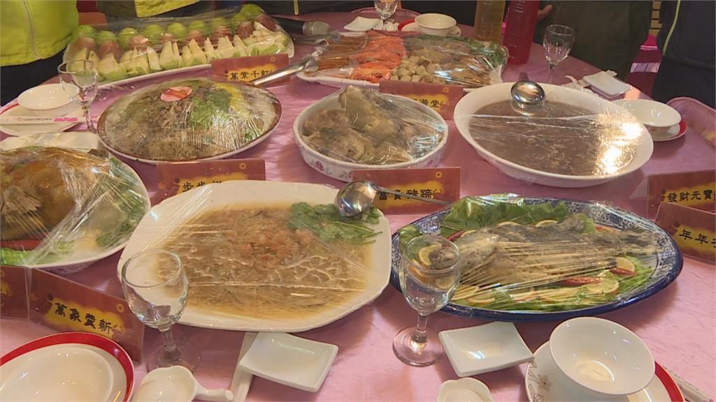 一指宅配到家!台南公有零售市場推年菜外送