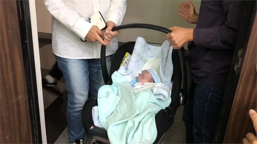 屏東雙園大橋附近傳哭聲驚見塑膠袋裝棄嬰 急尋狠心父母
