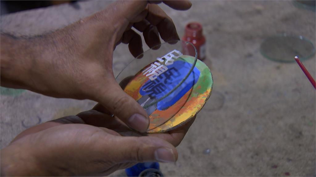 微波爐也可以創作!玻璃藝術再創新 微波窯再放進微波爐完成