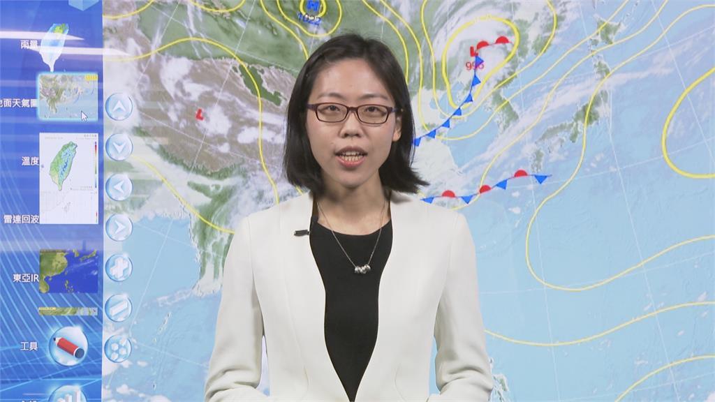 望梅止渴落空?梅雨鋒面跳過台灣往北去? 未來一週高溫炎熱 雨水有限