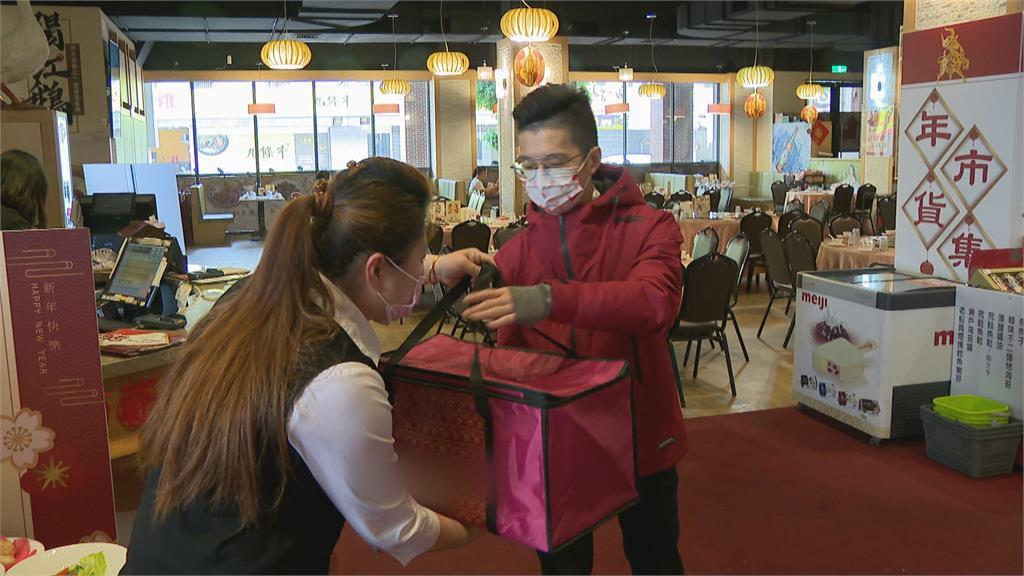 疫情升溫訂位取消 老牌燒鵝餐廳打造年貨街拚業續