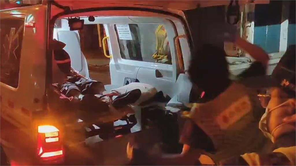 鹿谷混凝土車翻釀一死 台中騎士酒駕追撞傷
