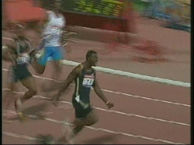 39歲蓋特林短跑驚奇!一週內兩度百米十秒內