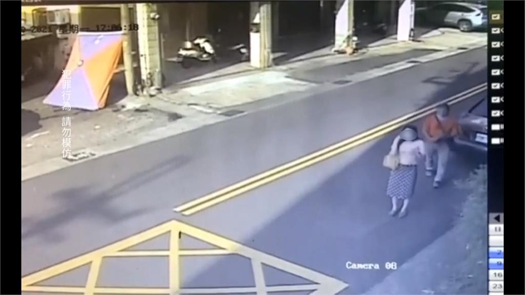 工頭缺錢搶女子脖上項鍊 逃2小時就被逮