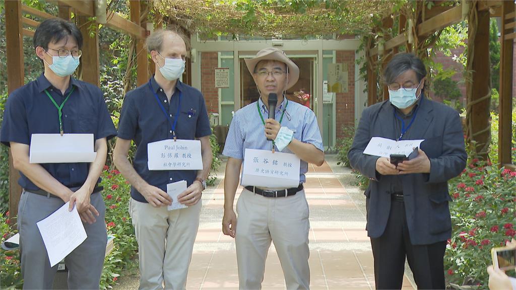 引國安法入校園 港大校長被控中共打手! 學者籲取消張翔中研院院士資格