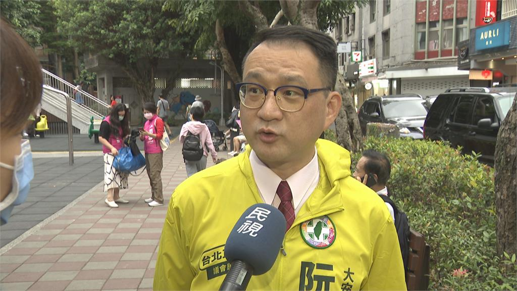 陳聖文殯葬業第二代 擬披綠袍角逐市議員