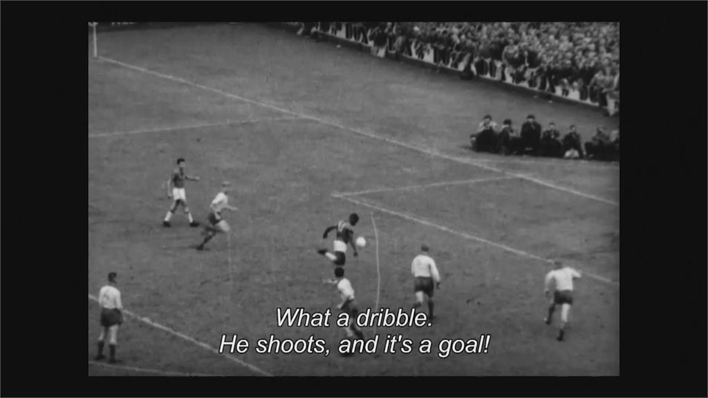 史上唯一世足賽三冠 比利傳奇紀錄片本週上映