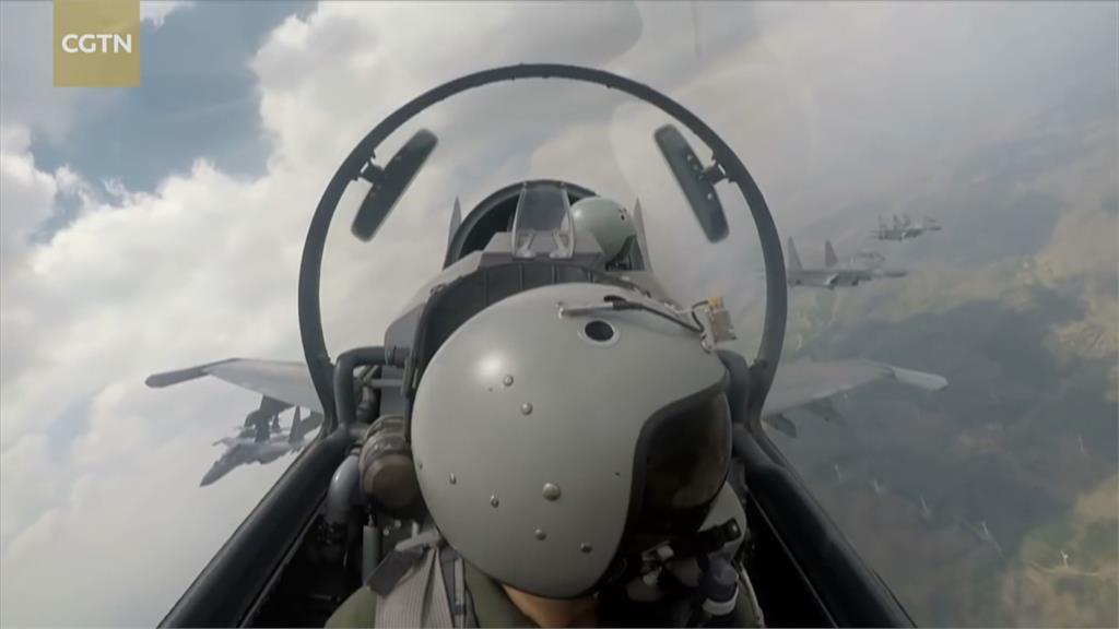 史上最多!  中國軍機單日25架次擾台  嗆美意味濃!