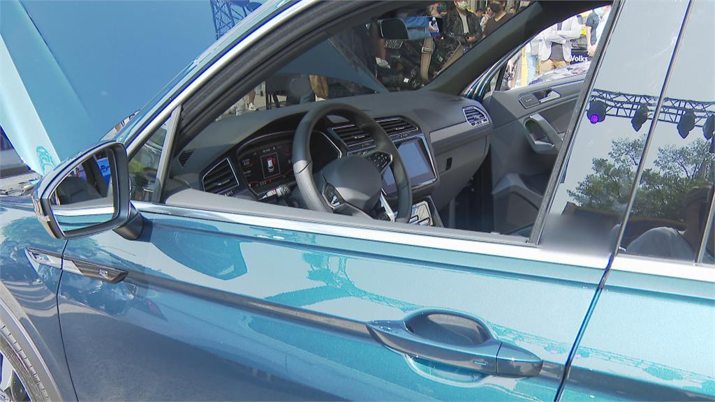 歐洲車廠推暢銷款休旅 搶攻國內市場