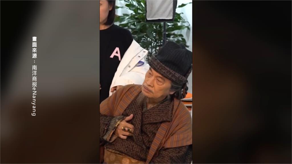 吳孟達享壽70歲 笑喊「還要趕路...」影迷哭了