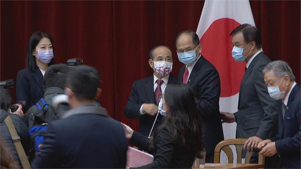 立法院「台日交流聯誼會」成立  王金平:期待安倍再度訪台