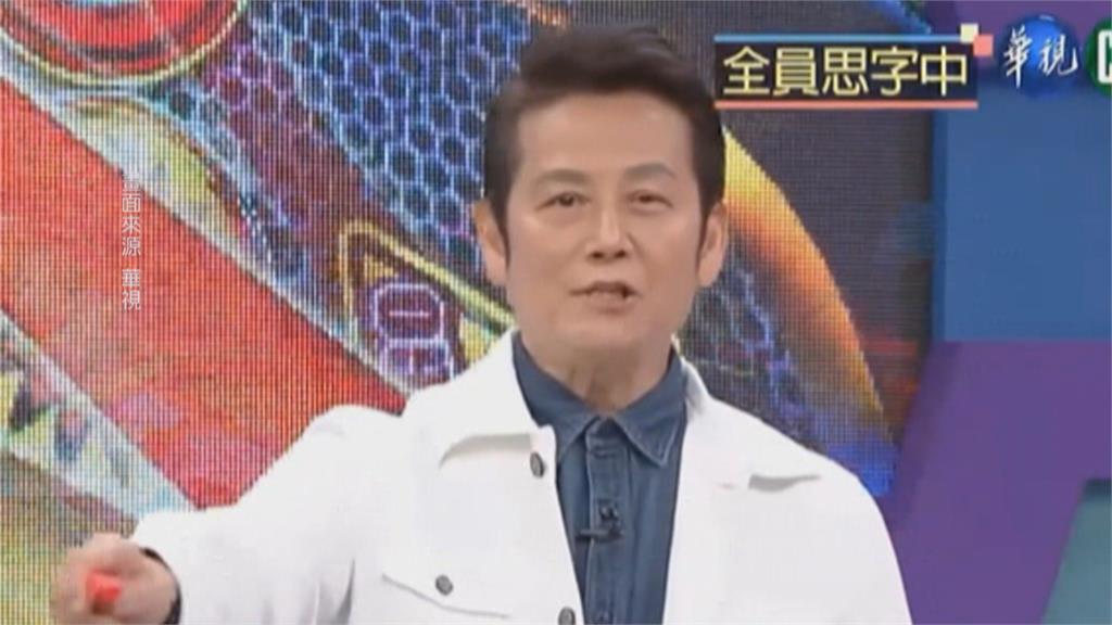 眼歪嘴斜嚇壞網友 徐乃麟驚傳顏面神經失調